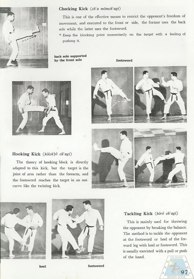 1965, Taekwon-Do by Choi Hong Hi, Daeha Pub Co, Seoul Korea, HB, 1st, RARE!!